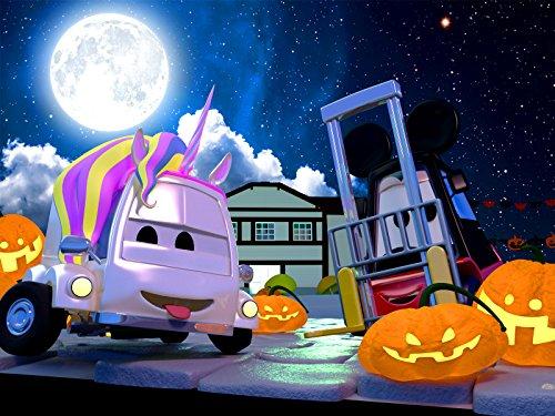 Halloween Kostüm Zusammen - Jemand hat Suzies Kürbisse bei der Halloween Party gestohlen / Eine Hexe ist in der Stadt zu Halloween