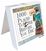 Tageskalender 2018 - 1000 Places To See Before You Die: In 365 Tagen um die Welt hier kaufen