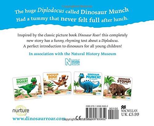 Image of Dinosaur Munch! The Diplodocus (The World of Dinosaur Roar!)