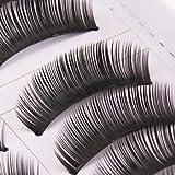 10 Paare: Natürliche Handgemachte Weiche Künstliche Wimpern / Falsche Wimpern Set von Boolavard® (B001)