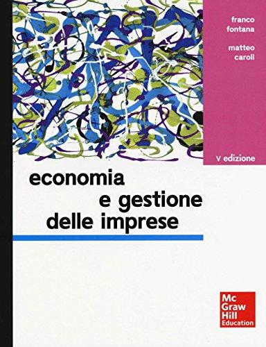 Economia e gestione delle imprese: 1