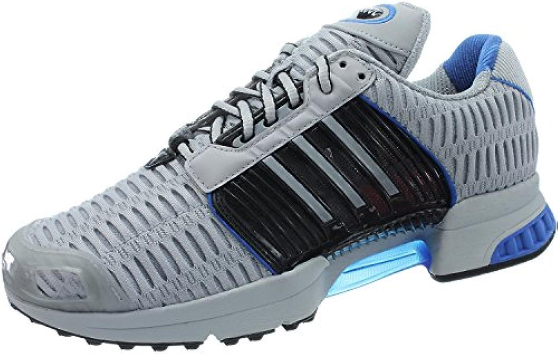 adidas Climacool (1 Bb0539) - Zapatillas Deportivas para Hombre, Hombre, BB0539, Black/Grey/Blue, Size 10