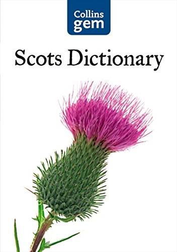 Collins Gem Scots Dictionary (Collins Gem) por Collins Dictionaries