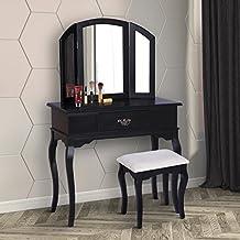 coiffeuse baroque. Black Bedroom Furniture Sets. Home Design Ideas