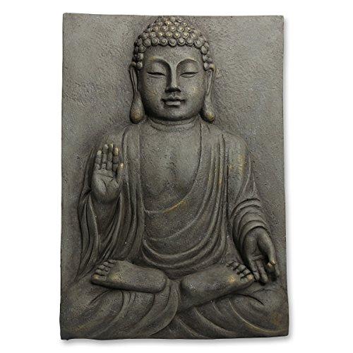 Buda Cuadro En Piedra P de 025