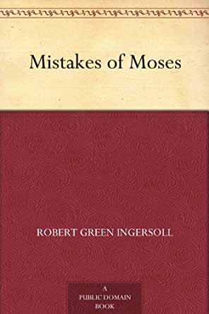 mistakes of moses english edition ebook robert green. Black Bedroom Furniture Sets. Home Design Ideas