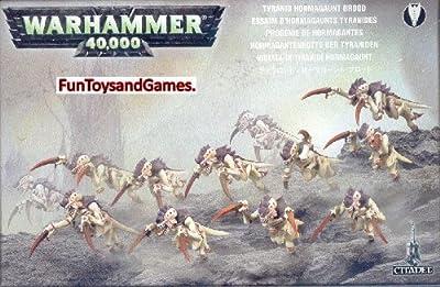 Games WorkShop - Essaim de Termagants Tyranides Warhammer 40,000