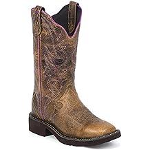 1b4ba0634 Justin BootsL2918 - Botas De Vaquero Mujer