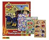 Panini Verlag Feuerwehrmann Sam: Meine Kindergartenfreunde (Gebundene Ausgabe) + 1. Kinder-Stickerbogen