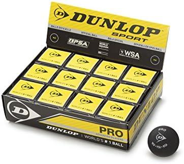 Dunlop Pro - Bolas de squash
