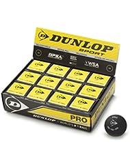 Dunlop Pro Boîte de 12 balles