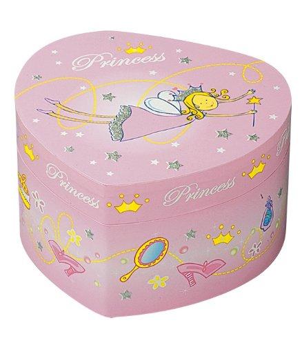 Trousselier - Caja de música para bebé (S30502) Importado de Francia