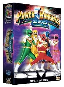 Power Rangers - Zeo, coffret 2
