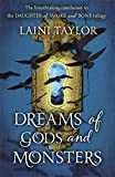 Dreams of Gods and Monsters: Daughter of Smoke and Bone Trilogy Book 3