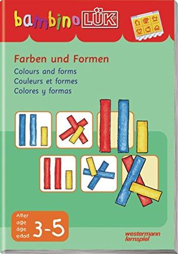 LÜK. Bambino. Farben und Formen. -