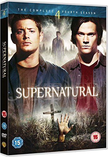 Supernatural - Complete Fourth Season  DVD   2009