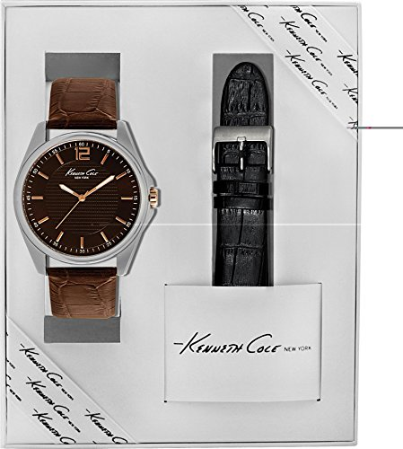 kenneth-cole-set-box-kc5163-mens-wristwatch-with-spare-bracelet