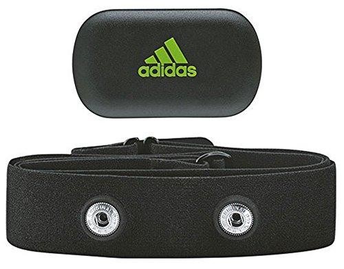 adidas  Pulsmesser Herzfrequenzmonitor Kompatibel mit Bluetooth Smart, Black, NS, Z51348 (Herz Adidas)
