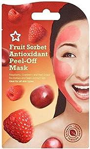 Superdrug S/D Skin Rescue Fruit Sor Peel Off Mask, 10 Pieces