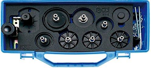 BGS 8316 Adaptersatz für Druckluft-Bremsenentlüfter 8315