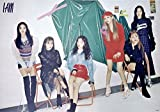 Cube Entertainment (G) I-DLE - I am OFFICIAL POSTER With Tube Case 30 X 21 Inches