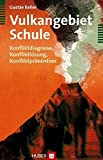 Vulkangebiet Schule. Konfliktdiagnose, Konfliktlösung, Konfliktprävention - Gustav Keller