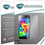 4 x Slabo Displayschutzfolie Samsung Galaxy S5 Mini Displayschutz Schutzfolie Folie