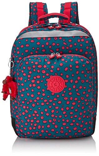 Kipling - COLLEGE - Grand sac à dos - Dot Play Print - (Multi-couleur)