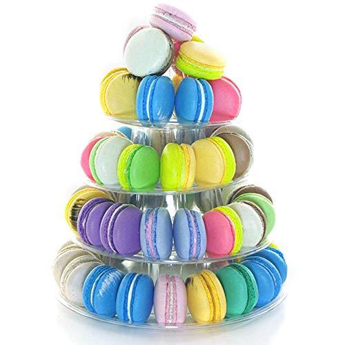 ke Steht Kuchen Display Dessert Tower Hochzeit Placement Supplies ()
