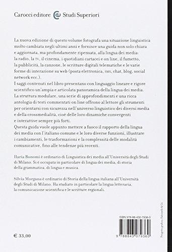 Zoom IMG-1 la lingua italiana e i