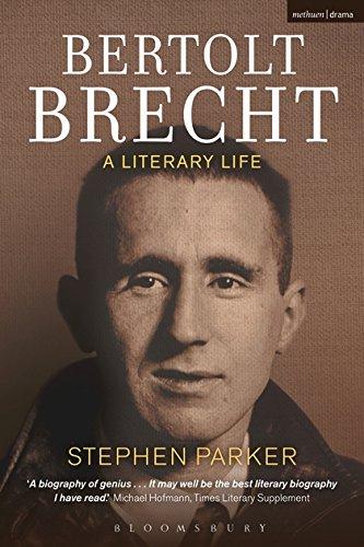 Bertolt Brecht: A Literary Life