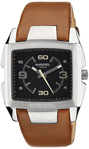 Diesel-DZ1628-Reloj-de-cuarzo-para-hombre-correa-de-cuero-color-marrn