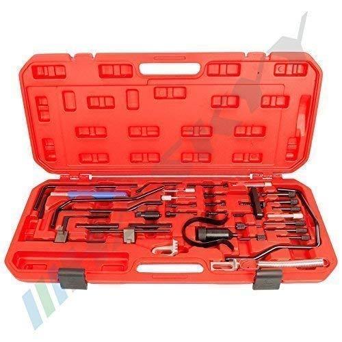 CP Nockenwellenarretier- und Zahnriemenwerkzeug, Einstellwerkzeug Arretierwerkzeug Satz, Werkzeug zum Zahnriemenwechsel CCPAW-15