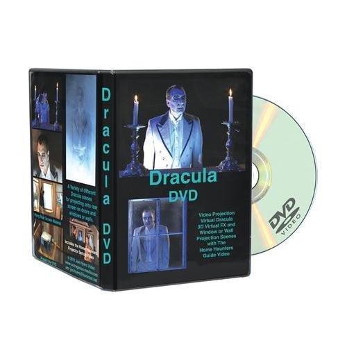 Morris-Virtual Dracula Auswirkungen DVD One Size grau