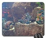 Atlantis Aquarium Mouse Pad, Mousepad (Fish Mouse Pad)