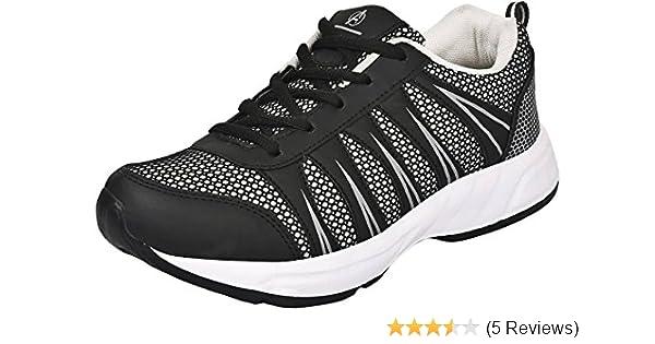 15506ff7734043 Aero AMG Performance Men Running Shoes (BLACK