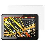 atFolix Schutzfolie kompatibel mit bq Edison 3 WiFi/3G Bildschirmschutzfolie, HD-Entspiegelung FX Folie (2X)