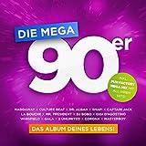 Die Mega 90er - Das Album Deines Lebens (inkl. Fun Factory Megamix) (3CD)