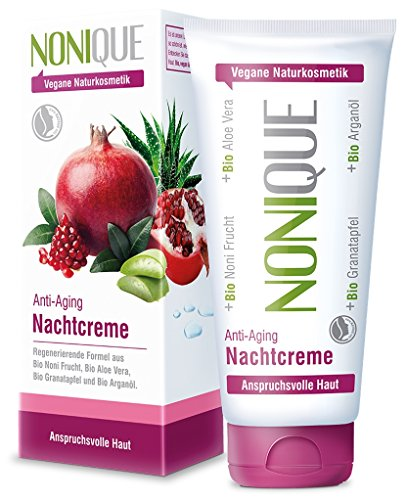 NONIQUE Anti-Aging Nachtcreme, 1er Pack (1 x 50 ml)
