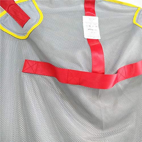 51byQzBw0eL - ZIHAOH Paciente Sling, Cabestrillo De Elevación De Paciente De Cuerpo Completo,cinturón De Transferencia De Elevación para Personas Mayores Discapacitados, 507lb Capacidad De Peso,A