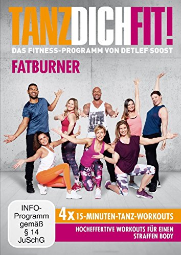 Tanz Dich fit! - Fatburner
