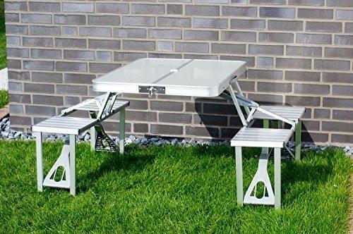 Outdoorküche Klappbar Test : ᐅᐅ】 picknickbank alu test analyse oct ✅ neu