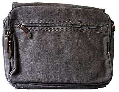 Troop London 0271 Messenger Bag In Black