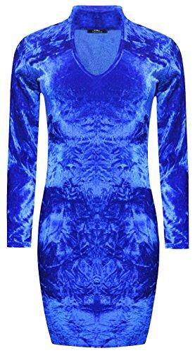 Baleza - Robe - Femme Bleu Marine