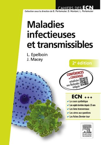 Maladies infectieuses et transmissibles par Loïc Epelboin