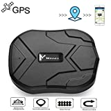 Winnes GPS TK905 Strong Magnetic GPS Tracker 3 Months Standby Rechargable Tracker For Vehicle Car Truck Real Time Positioning Anti Theft Tracking Device Waterproof GPS Locator