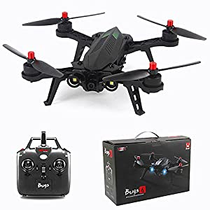 GEHOO GH MJX Bugs 6 B6F B6FD B6 B6FD+G3 Racing 2.4G RC Quadcopter Drone 250mm FPV 720P Camera FPV VR Goggle 3D RTF Helicopter by CS PRIORITY