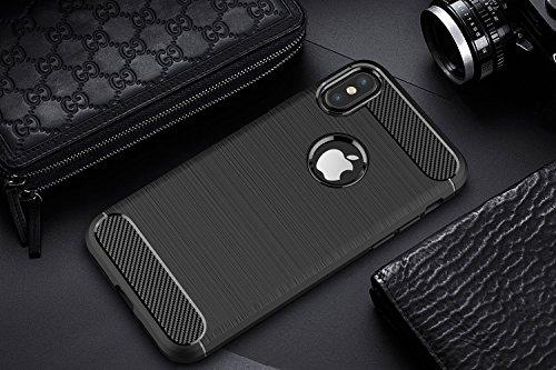 51byUdelHNL - [Amazon.de] MillSO iPhone X Schutzhülle für 1,49€ statt 6,99€ *PRIME*
