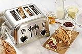 Cuisinart CPT180E 4-Schlitz-Toaster American Style