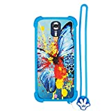 Case for ULEFONE BE TOUCH 3 Case Silicone border + PC hard